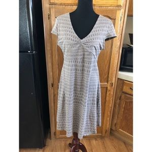 Tshirt Knit Dress by Toad & Co Size Large